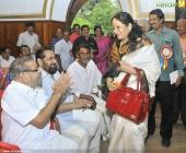 vani jayaram at g devarajan sakthigadha award 2016 pics 370