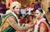 gali janardhan reddy daughter brahmani marriage photos 002