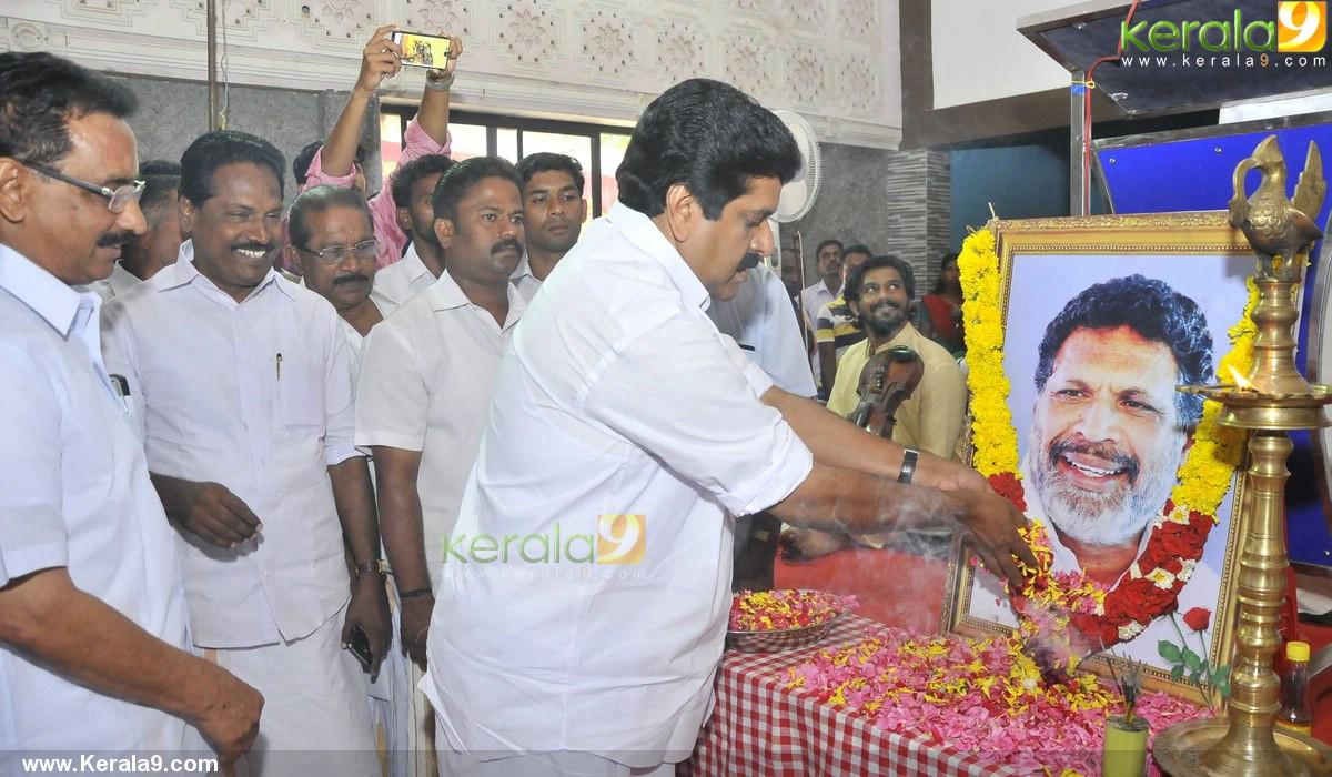 ramesh chennithala at g karthikeyan foundation inauguration pics 300