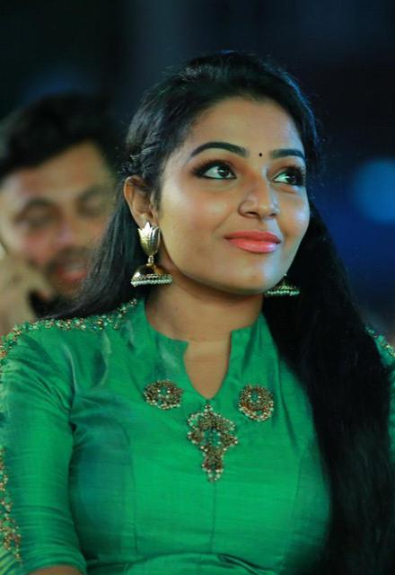 Rajisha Vijayan At Georgettans Pooram Movie Audio Launch Photos 11018