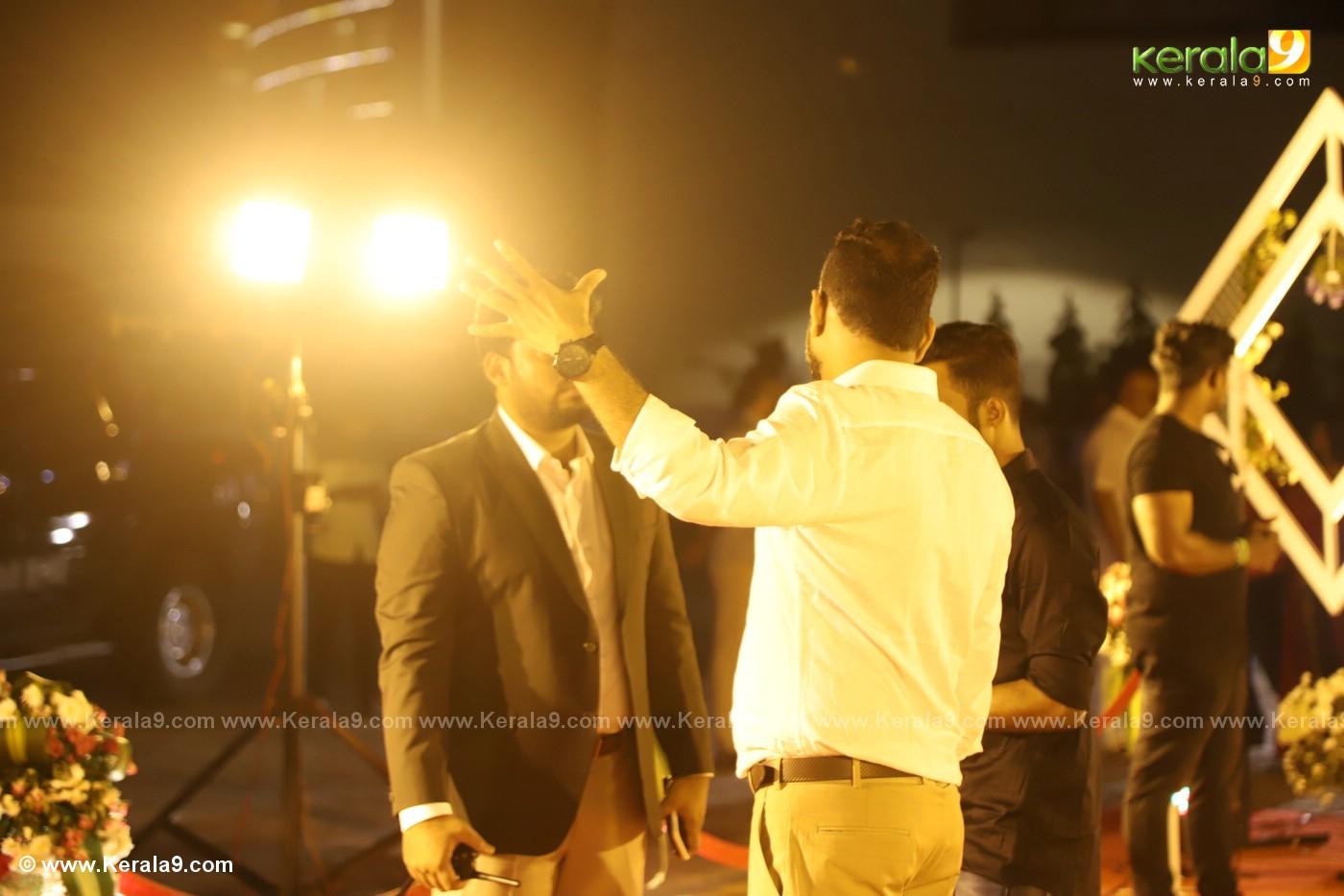 harisree ashokan son wedding reception photos 14