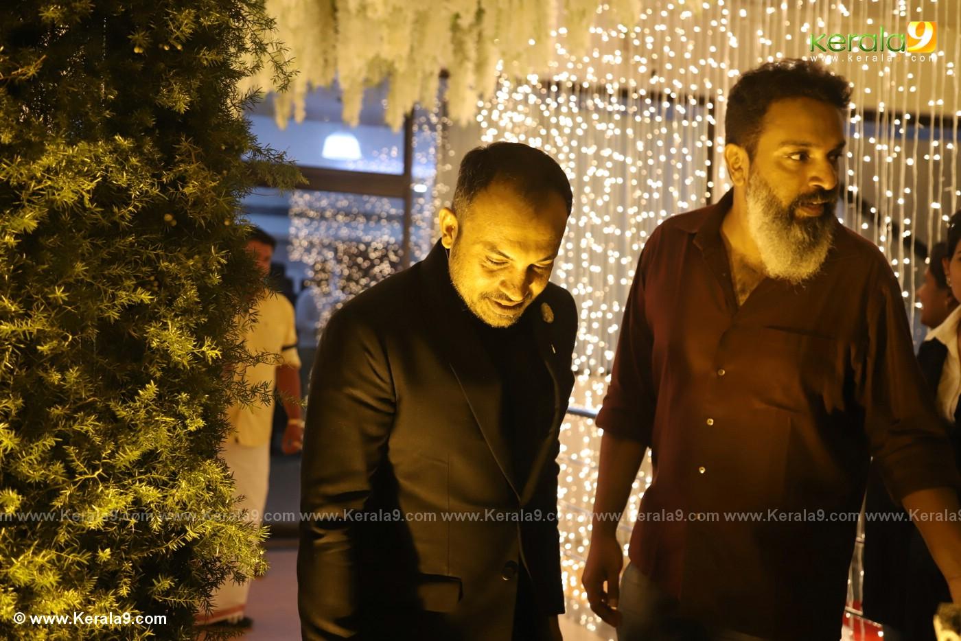 harisree ashokan son wedding reception photos 226