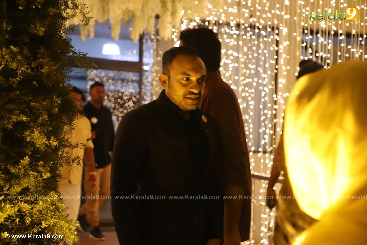 harisree ashokan son wedding reception photos 227