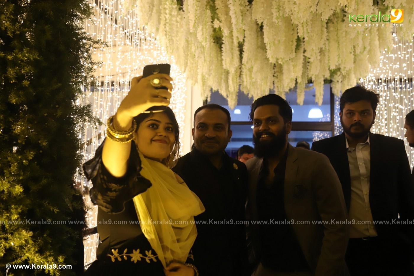 harisree ashokan son wedding reception photos 228