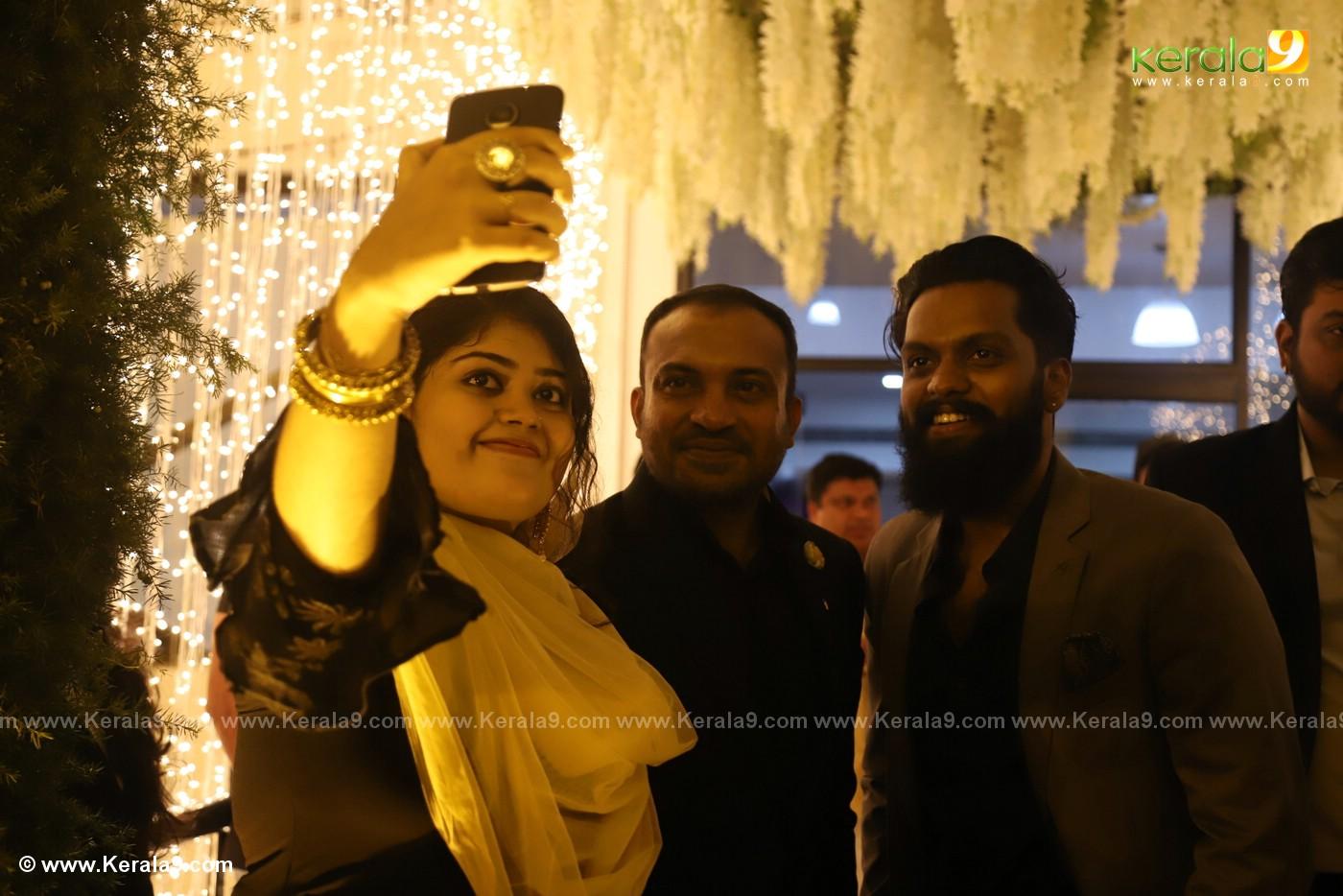 harisree ashokan son wedding reception photos 229