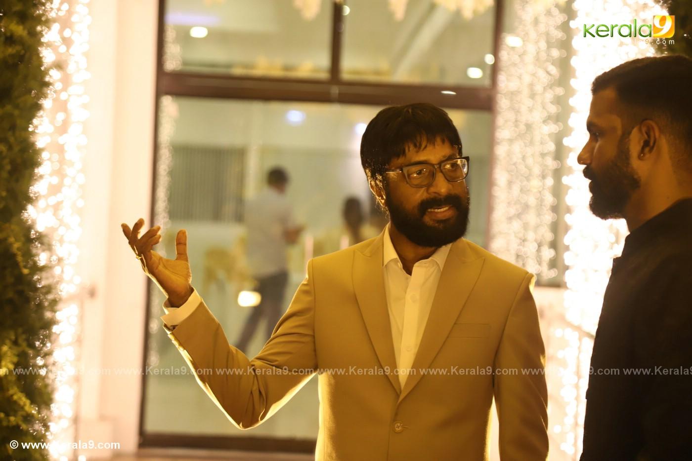 harisree ashokan son wedding reception photos 24