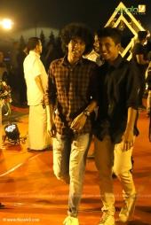 harisree ashokan son marraige reception photos 71