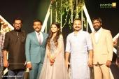 harisree ashokan son wedding reception photos 103