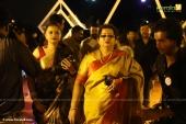 harisree ashokan son wedding reception photos 120