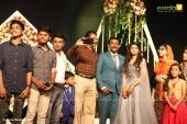 harisree ashokan son wedding reception photos 173
