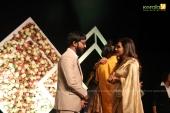 harisree ashokan son wedding reception photos 184