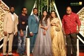 harisree ashokan son wedding reception photos 192
