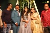 harisree ashokan son wedding reception photos 19