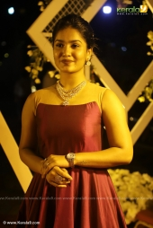 harisree ashokan son wedding reception photos 220