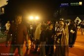harisree ashokan son wedding reception photos 2