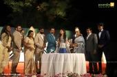 harisree ashokan son wedding reception photos 55