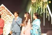 harisree ashokan son wedding reception photos 60