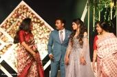 harisree ashokan son wedding reception photos 85