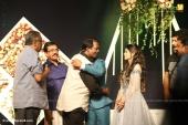 harisree ashokan son wedding reception photos 94