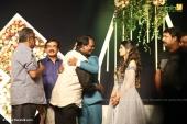 harisree ashokan son wedding reception photos 95