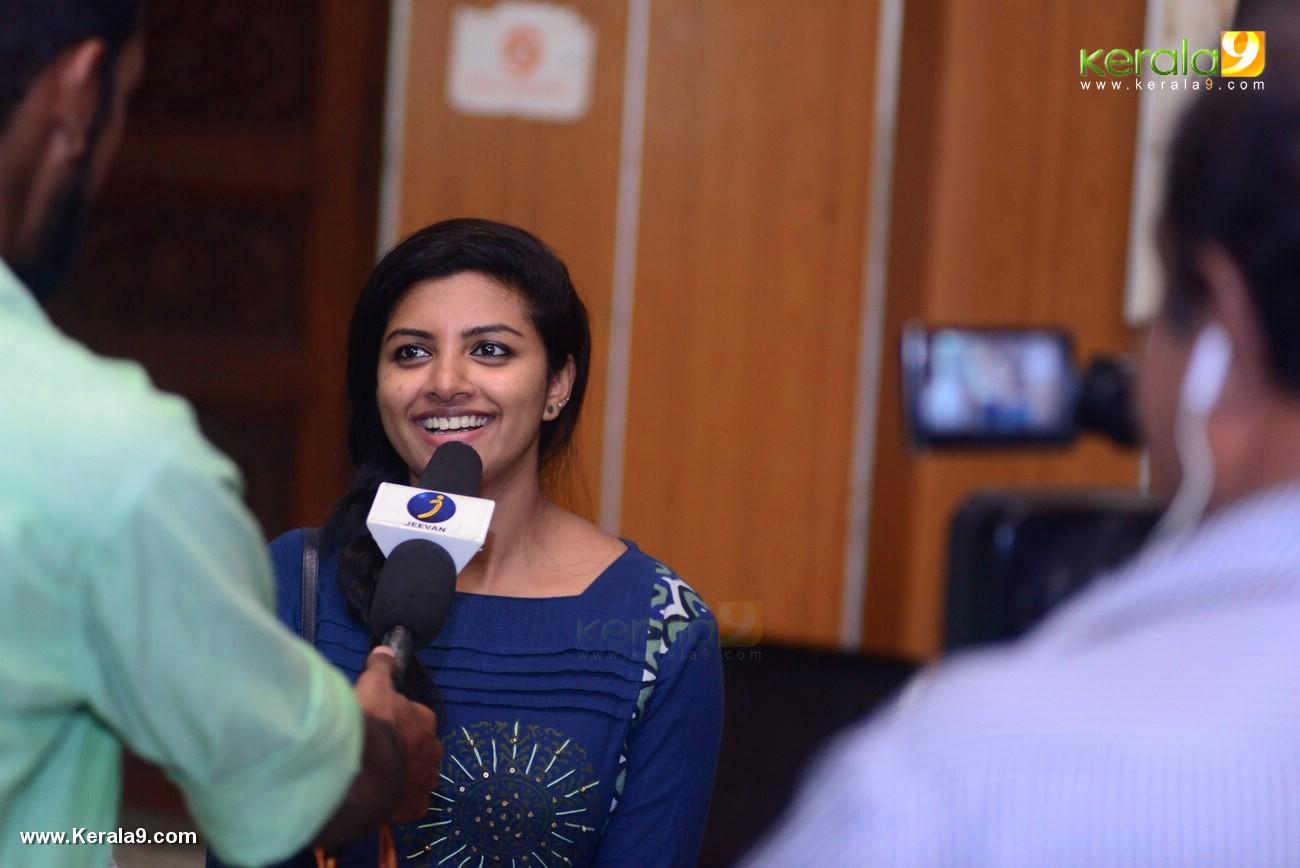 lijo mol jose at honey bee 2 5 malayalam movie success meet photos 100 001