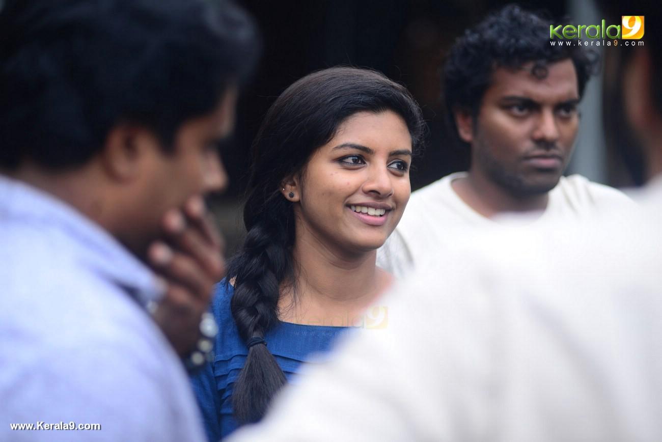 lijo mol jose at honey bee 2 5 malayalam movie success meet photos 100 006