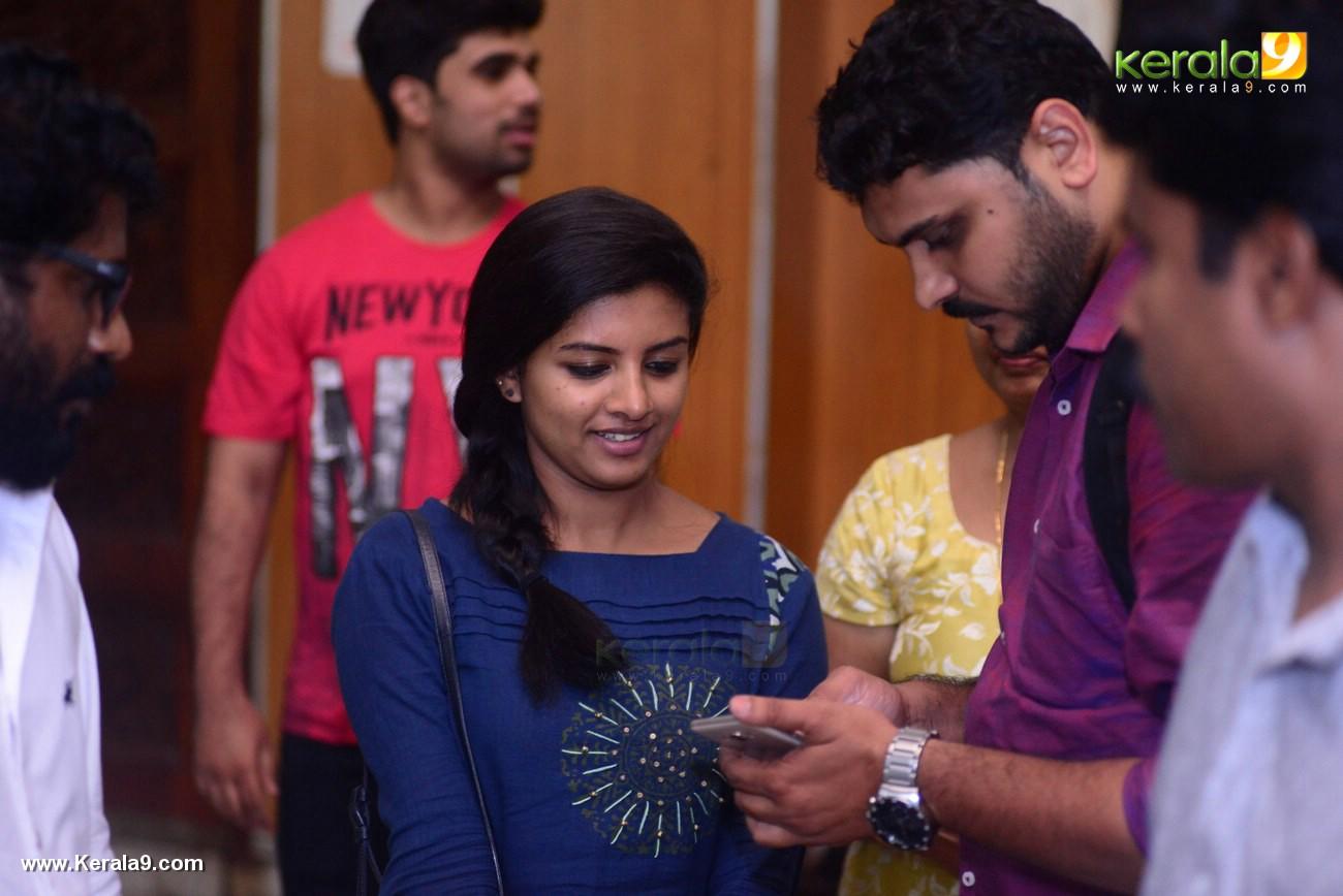 lijo mol jose at honey bee 2 5 malayalam movie success meet photos 100
