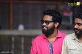 balu varghese at honey bee 2 5 malayalam movie success meet photos 180
