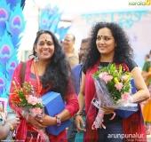 sajitha madathil at 45th iffi 2014 goa photos