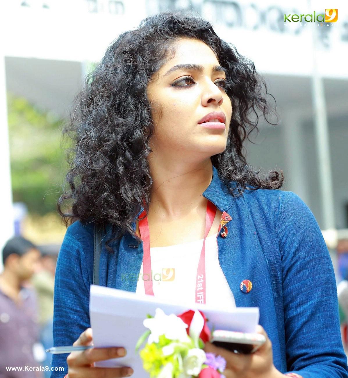 rima kallingal at iffk international film festival of kerala 2016 day 5 photos  040