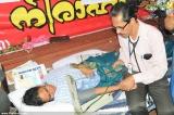 p chandrasekaran widow kk rema hunger strike photos 02