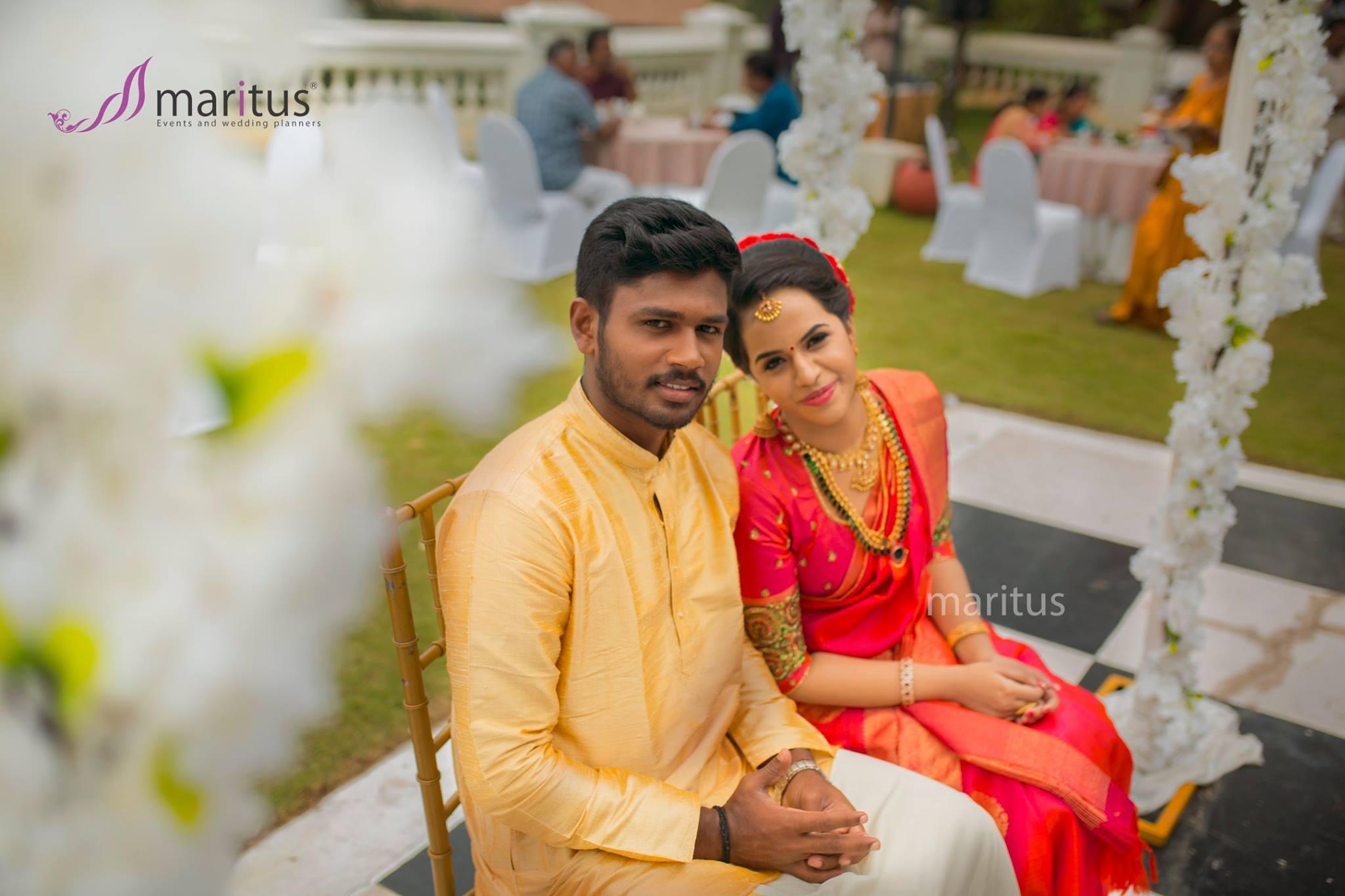 sanju samson marriage photos 1