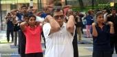dgp loknath behera at international yoga day 2018 celebration photos 1