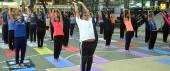dgp loknath behera at international yoga day 2018 celebration photos 5