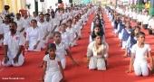 international yoga day 2018 celebration kerala photos 10