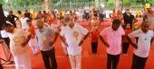 international yoga day 2018 celebration kerala photos 13