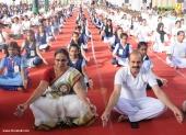 international yoga day 2018 celebration kerala photos 5