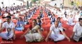 international yoga day 2018 celebration kerala photos 6