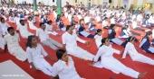 international yoga day 2018 celebration kerala photos 8