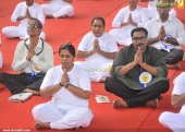 international yoga day state inauguration 2016 pictures 100 025