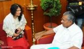 irom sharmila visit chief minister pinarayi vijayan photos 100 004