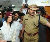 irom sharmila visit chief minister pinarayi vijayan photos 100