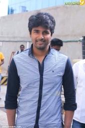 sivakarthikeyan at iru mugan tamil movie audio launch pics 201 004
