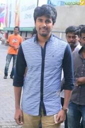 sivakarthikeyan at iru mugan tamil movie audio launch pics 201 005