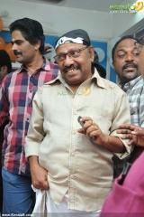 kochupreman at irundakaalam malayalam movie pooja photos