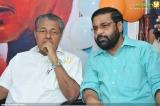 pinarayi vijayan at irundakaalam malayalam movie pooja photos 004