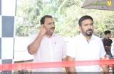 anu mol and aparna nair at jameshkottakkal studio inaguration photos 001