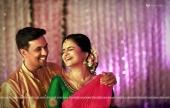 jayaraj warrier daughter indulekha warrier engagement photos 01
