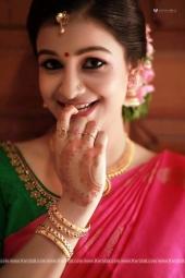 jayaraj warrier daughter engagement photos 002