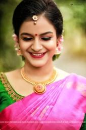 jayaraj warrier daughter engagement photos 004